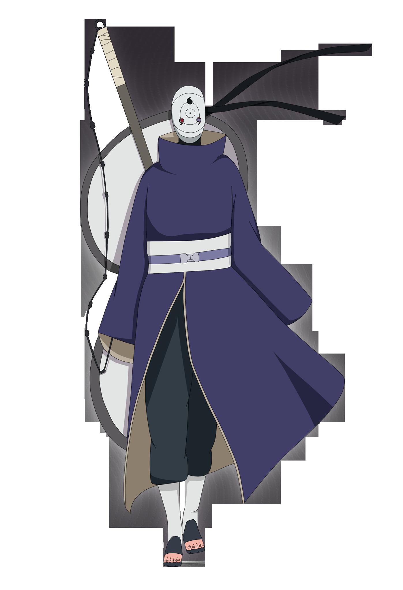 Obito Naruto PNG Clipart.