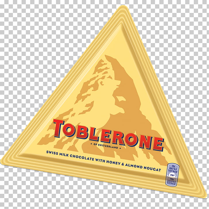 Chocolate bar Toblerone Milk Swiss cuisine, milk PNG clipart.