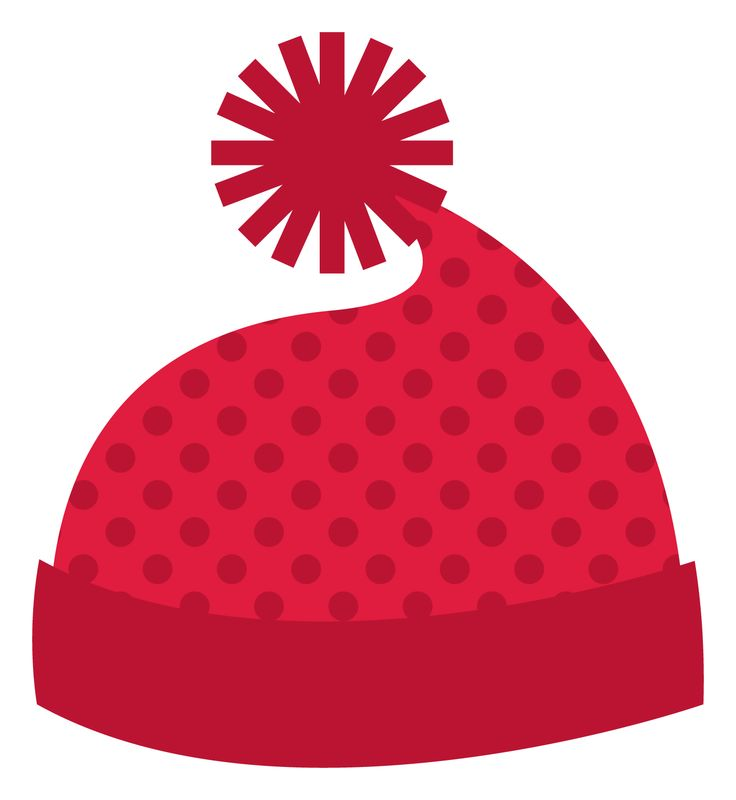 658 Winter Hat free clipart.