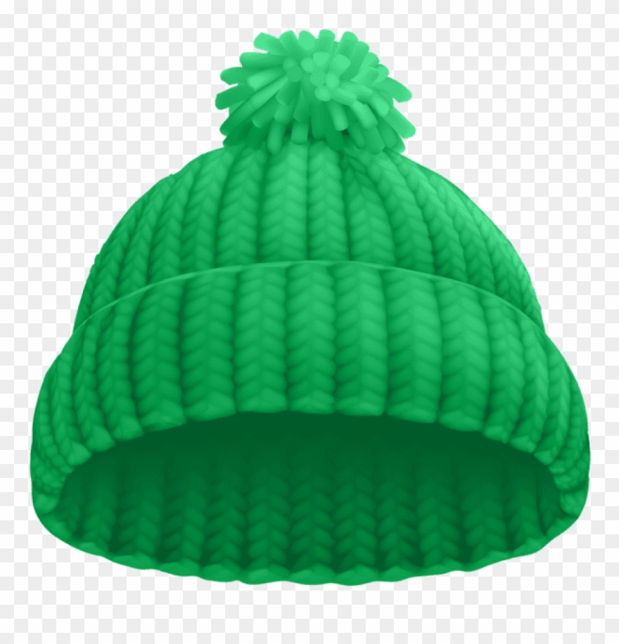 Download Green Winter Hat Clipart Png Photo Transparent Png.