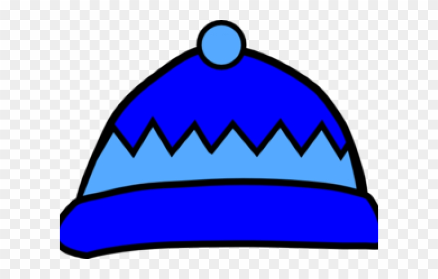 Capped Clipart Winter Hat.