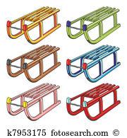 Tobogganing Clipart Royalty Free. 190 tobogganing clip art vector.