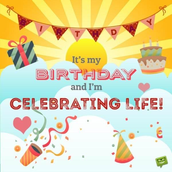 Happy Birthday to Me!.