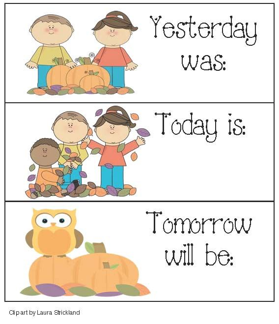 Today on preschool calendar clipart images gallery for Free.