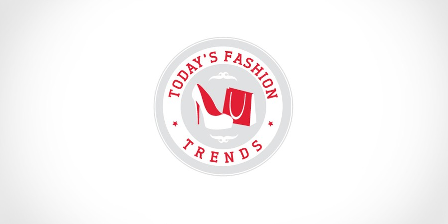 Create the next logo for Today\'s Fashion Trends.
