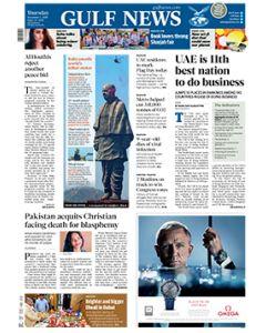 Gulf News.