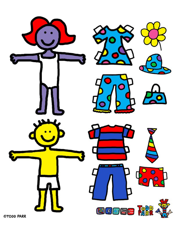 Todd PARR.