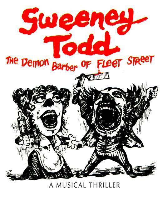 Sweeney todd clipart.
