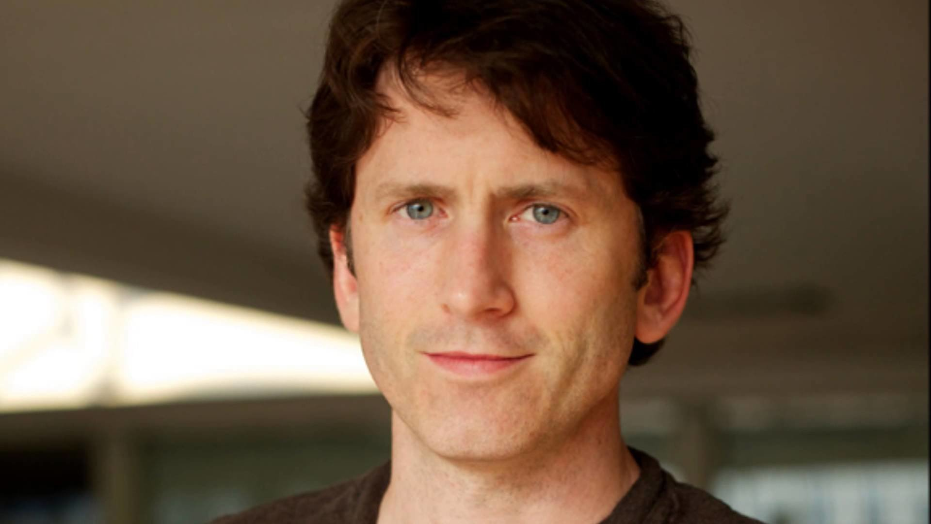 Download Free png Todd Howard.