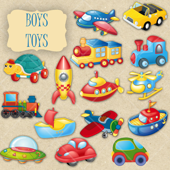 Little Boy Toys Clip Art : Toddler boy toy clipart clipground