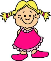 Free Toddler Clipart.
