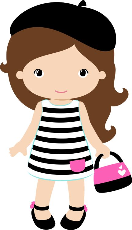 2459 Toddler free clipart.
