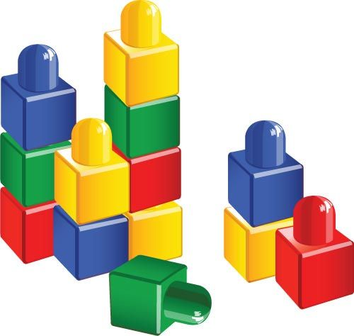 Toys For Kids Clipart.