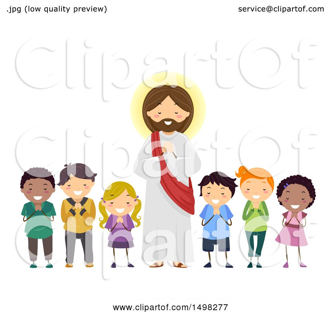 Children Praying Clipart Group (+), HD Clipart.