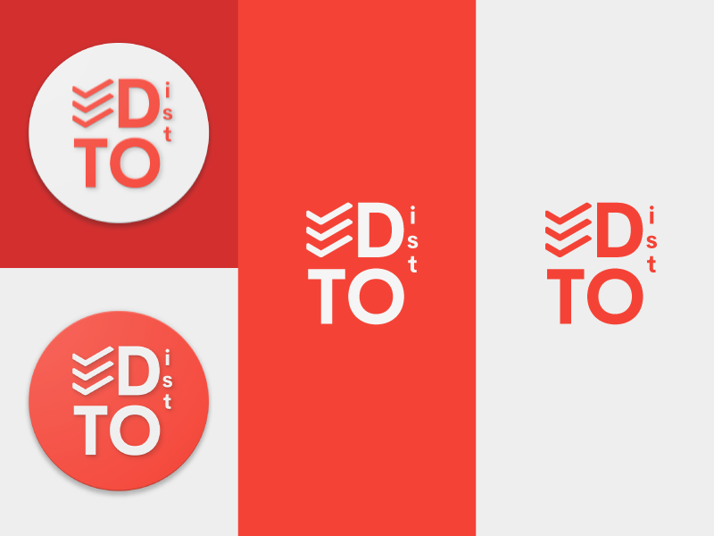 Todoist Logo Concept. by Jedi Burrell on Dribbble.