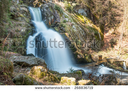 Waterfalls In Germany Stock Photos, Images, & Pictures.