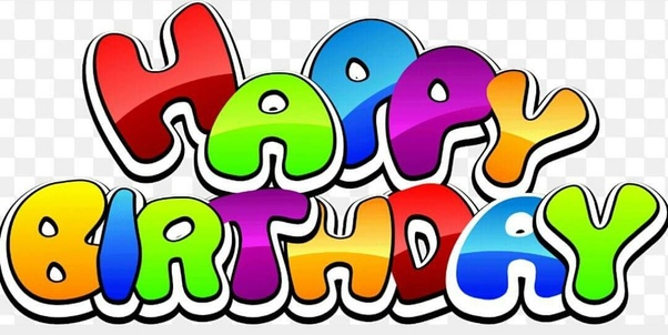 Today is my birthday. I don\'t have any friends and it\'s.