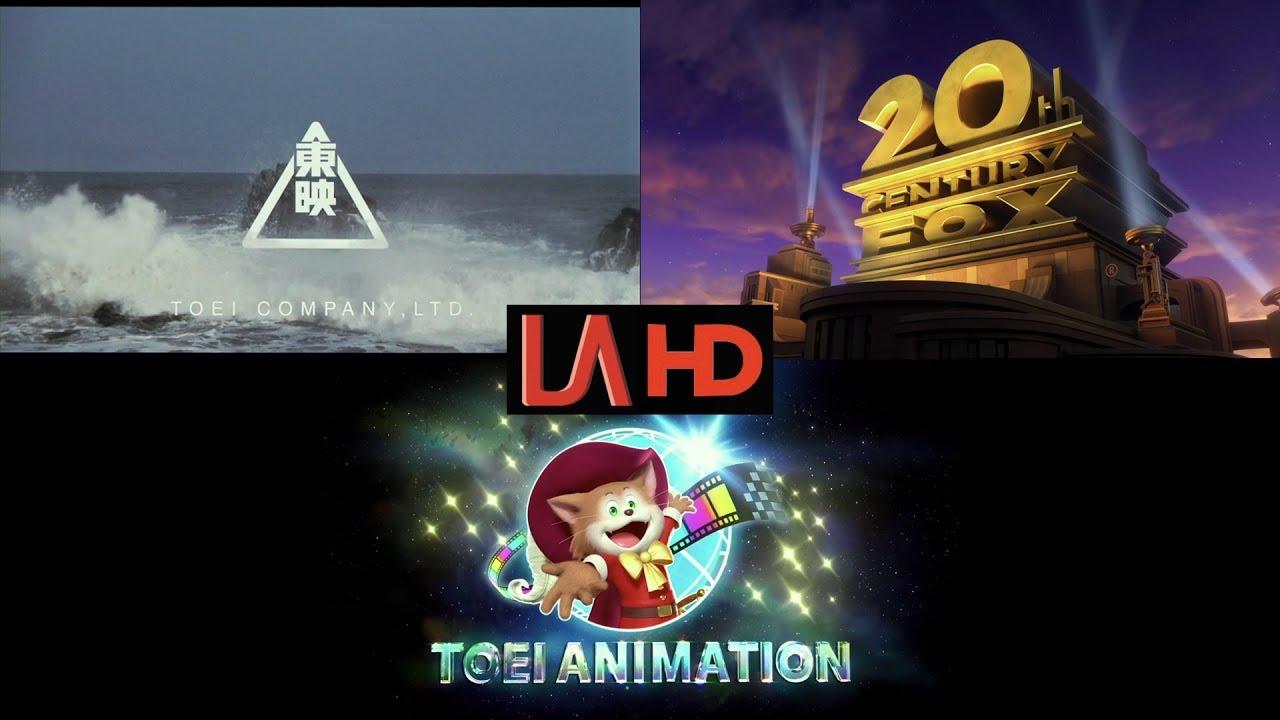 Toei Company/20th Century Fox/Toei Animation.