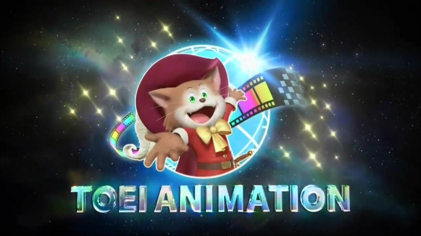Toei Animation.