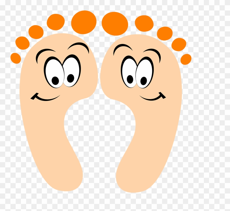 Feet Clipart Foot Care.