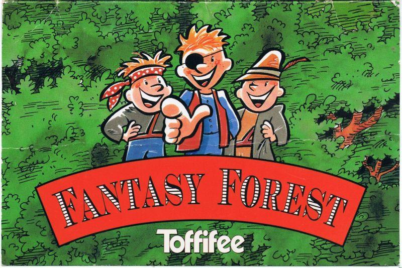 Toffifee: Fantasy Forest for DOS (1996).