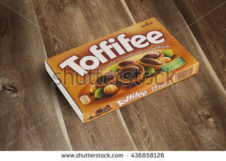 Toffifee Stock Photos, Royalty.