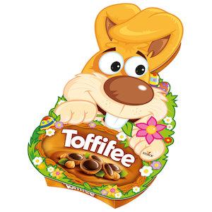 Toffifee Chocolate Easter Bunny.