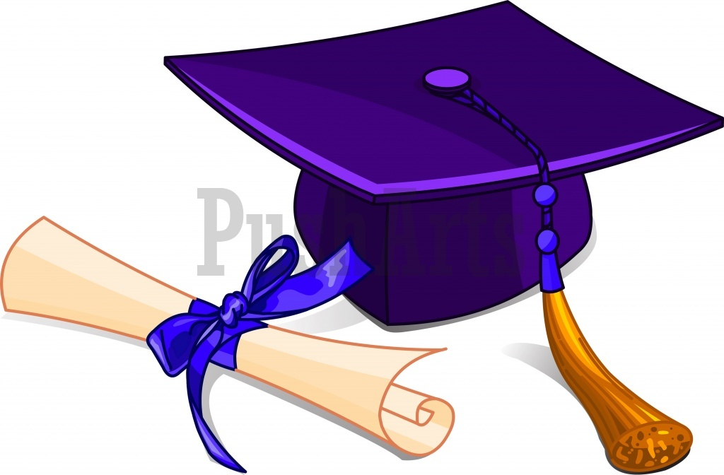 Free Cap And Diploma, Download Free Clip Art, Free Clip Art.