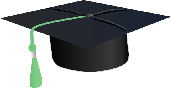 Graduation Hat Cap Clip Art at Clker.com.