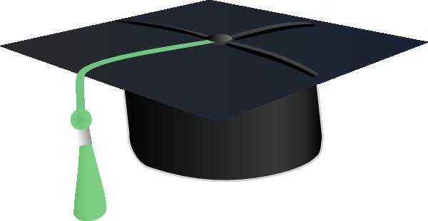 Graduation Hat Cap Clip Art at Clker.com.