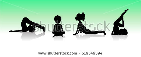 Yoga Kid Stock Images, Royalty.