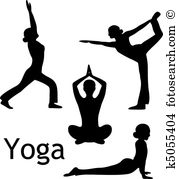 Yoga Clip Art Illustrations. 30,126 yoga clipart EPS vector.