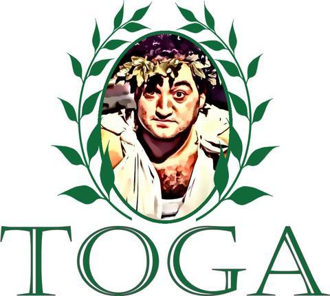 Animal House: Toga.