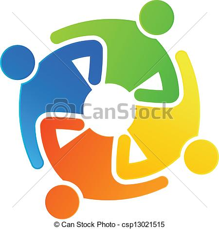 Togetherness Clipart.