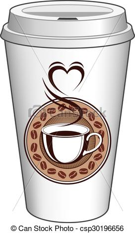 Coffee To Go Clip Art.