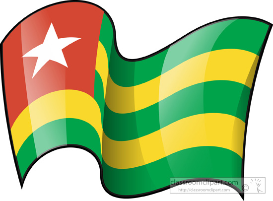 World Flags : Togo.