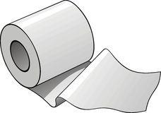 Toilet Roll Stock Illustrations.
