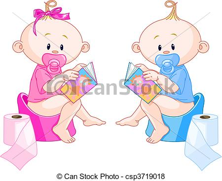 Potty Illustrations and Clip Art. 479 Potty royalty free.