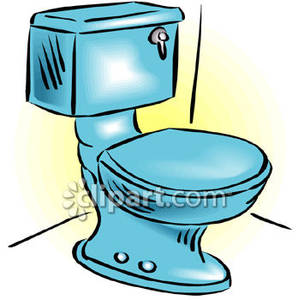 Toilet Clipart.
