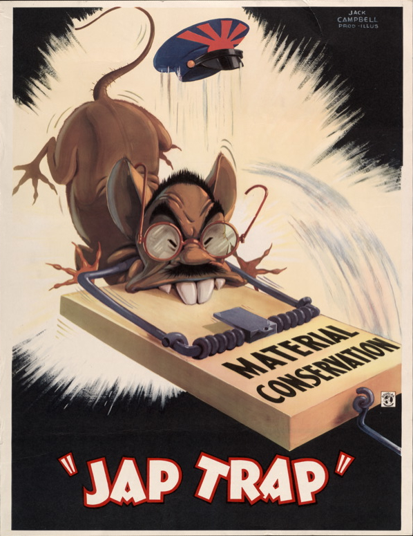 Material Conservation ★ Poster from 1943 World War II: 32 x 24 cm.