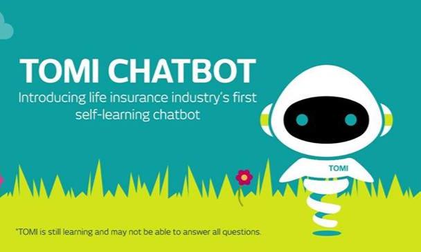 Tokio Marine Life Insurance debuts chatbot which understands.