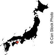 Tokushima prefecture Vector Clipart Illustrations. 13 Tokushima.