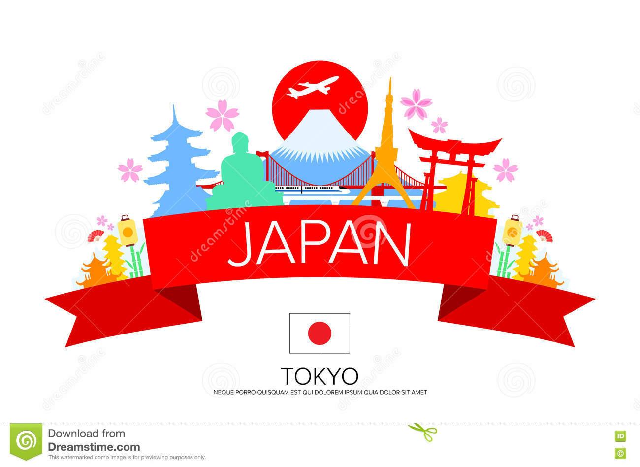 66+ Tokyo Clipart.