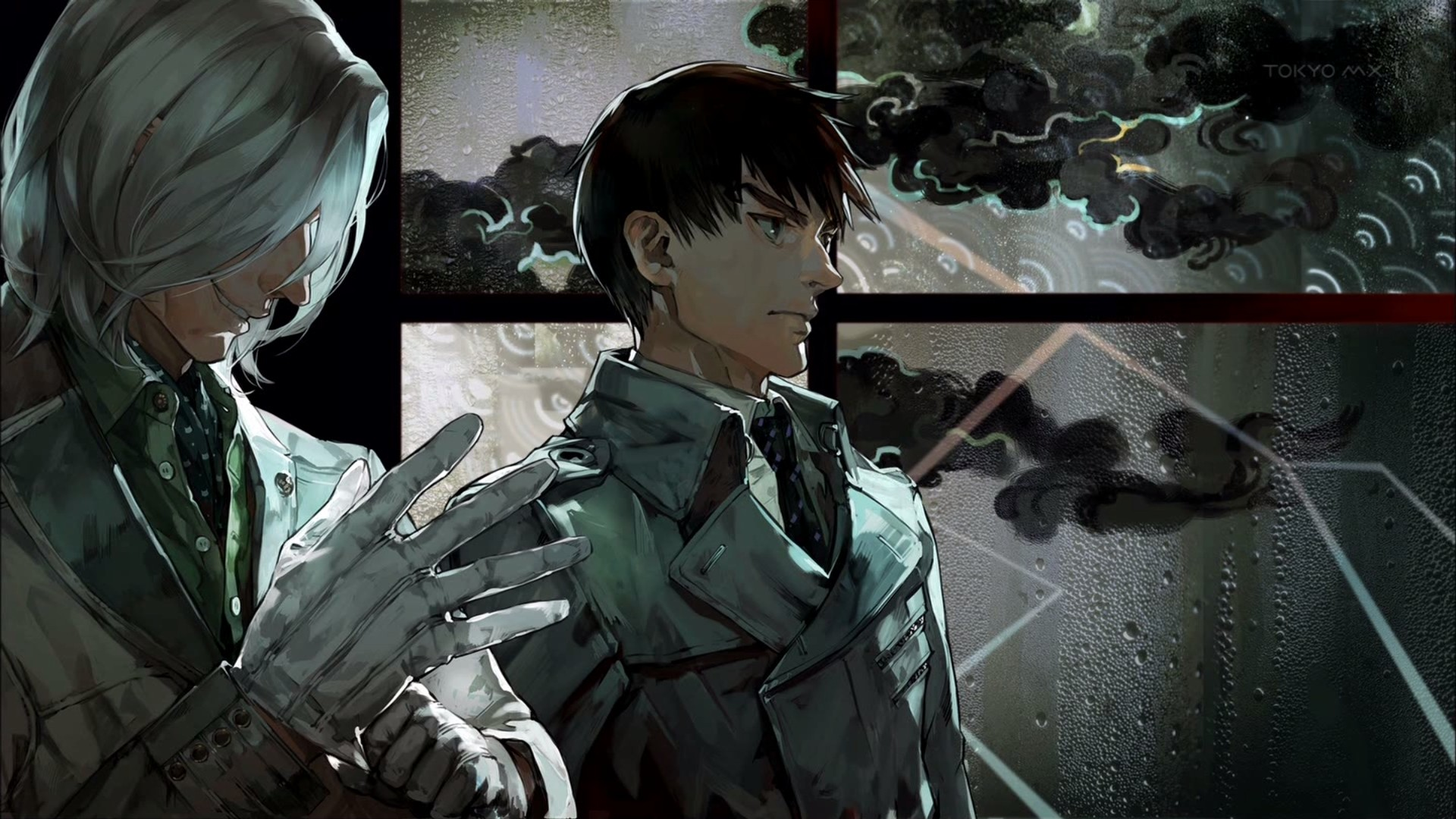 tokyo ghoul clipart 1920x1080 - Clipground