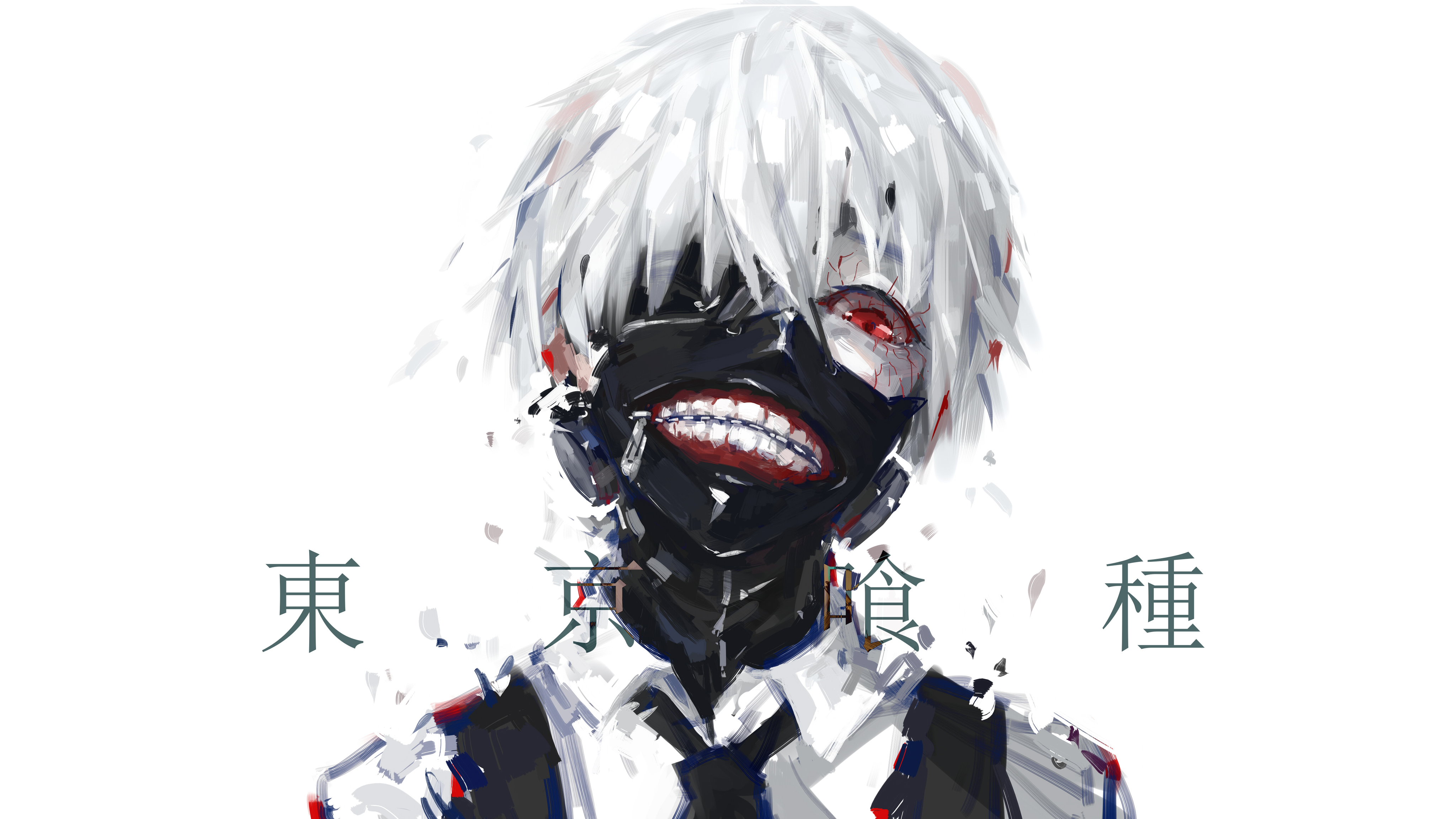 Tokyo Ghoul Clipart 1920x1080 Clipground