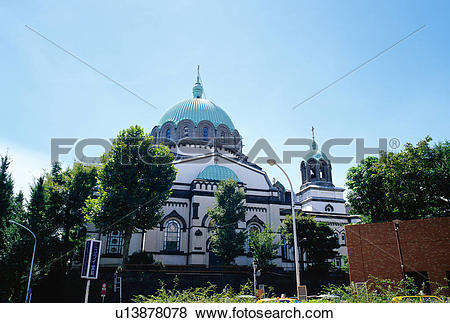 Pictures of Holy Resurrection Cathedral in Tokyo, Japan u13878078.