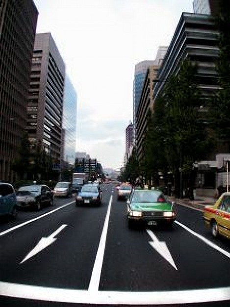 Tokyo Road.