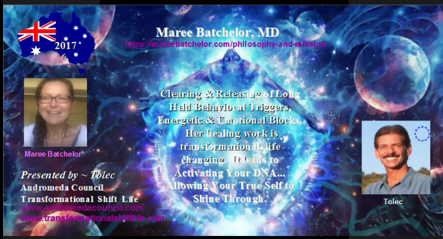 Maree Batchelor, MD, Tolec interview 02.03.18 [VIDEO.