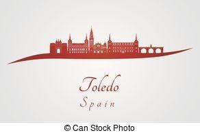 Toledo skyline Clip Art and Stock Illustrations. 30 Toledo skyline.