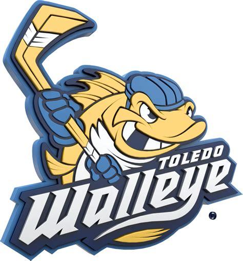 Toledo walleye Logos.